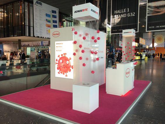 #AMB #KeyVisual #Kampagne #Henkel #Bonderite #BacteriaHaveToStayOutside #Guerillamarketing #Werbeagentur #Düsseldorf #diewildeehederwerbung