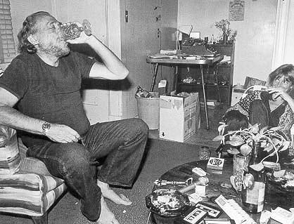 """Baby,"" I said. ""I'm a genius but nobody knows it but me."" -Charles Bukowski"