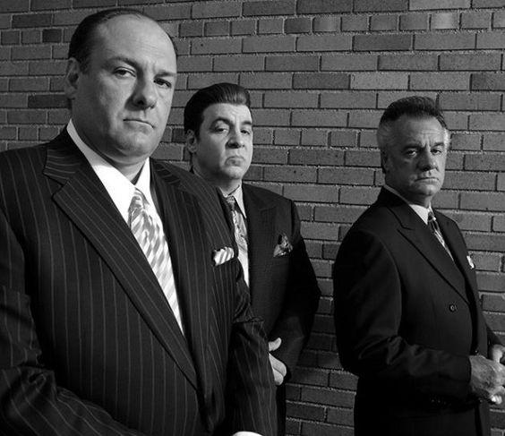 Frases De Tony Soprano Para Empresarios Emprendedores News Tony Soprano Empresario Fotografía De Cine