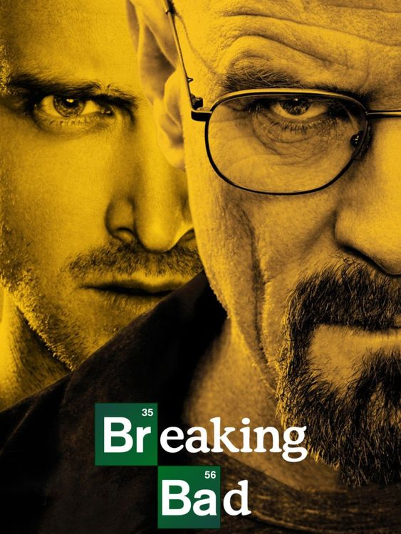 Séries da Netflix Breaking Bad