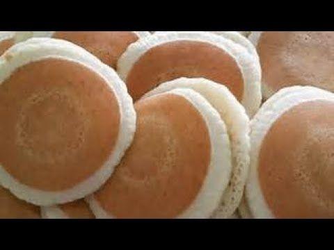 أسهل طريقة لعمل عجينة القطايف الهشه والخفيفه بالمنزل Youtube Ramadan Desserts Palestinian Food Lebanese Desserts
