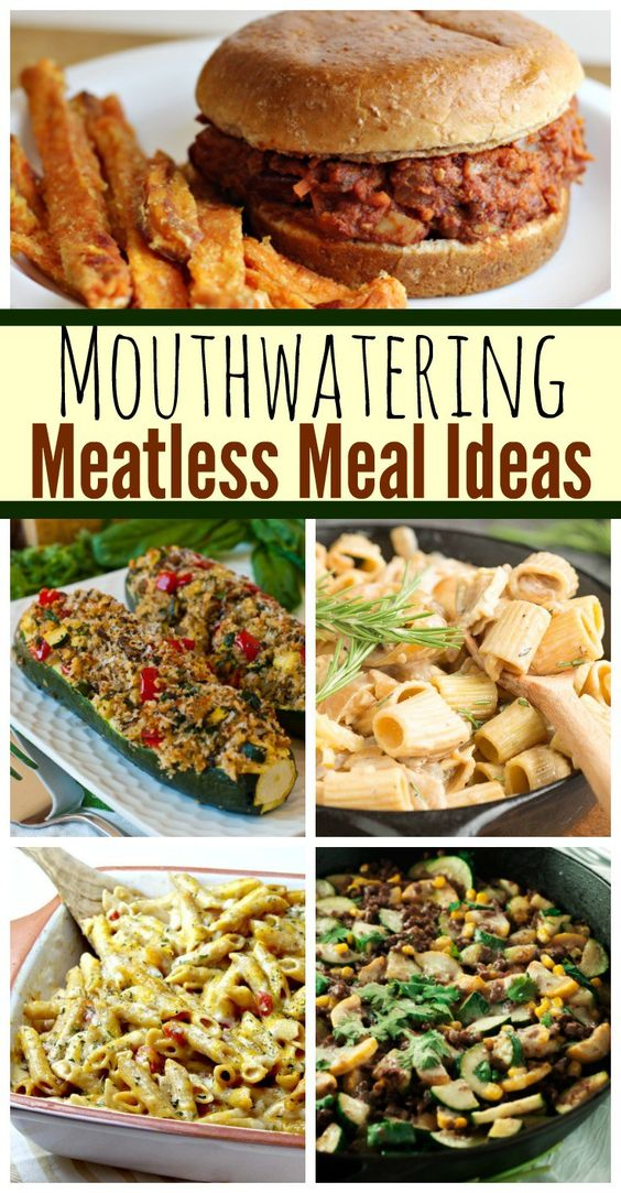 Mouthwatering Meatless Meals to Satisfy the Whole Family - Creative Cynchronicity