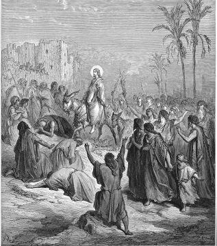 UnCatolico-Biblia-198- Jesús entra en Jerusalén