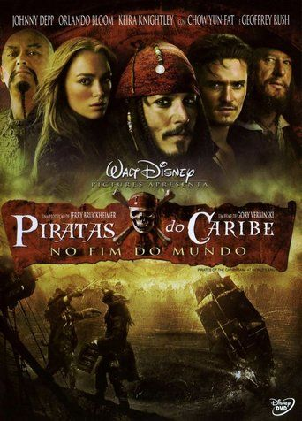 Assistir Piratas do Caribe: No Fim do Mundo online Dublado e Legendado no Cine HD