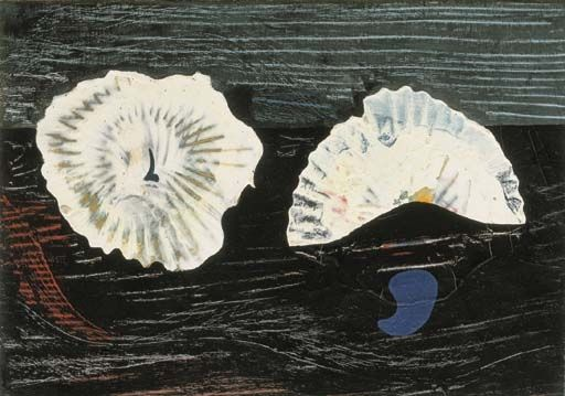 Artwork By Max Ernst Muschelblumen Made Of Oil On Paper Max Ernst Painting Art