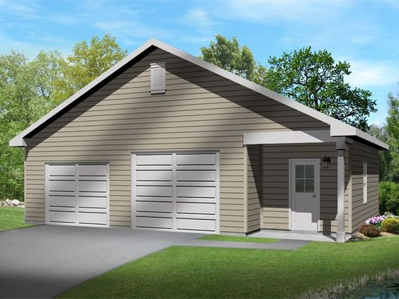 Pinterest the world s catalog of ideas for Garage plans with lift