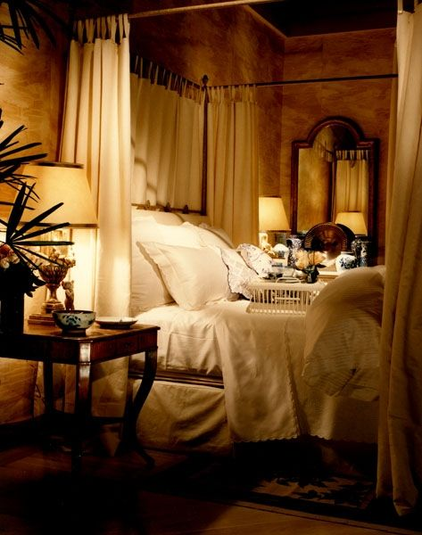 Romantic Room Setting: Bedrooms, Romantic And Warm On Pinterest