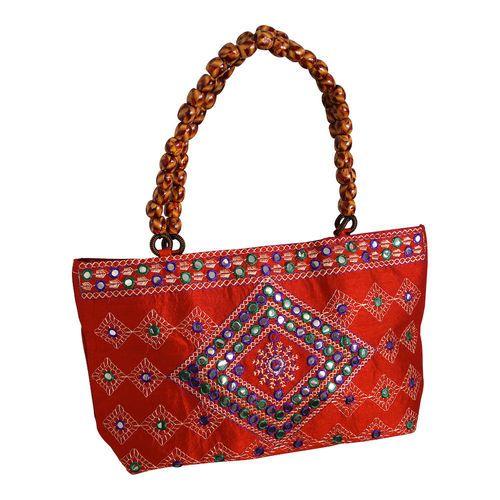 Handtasche-Indisch-Style