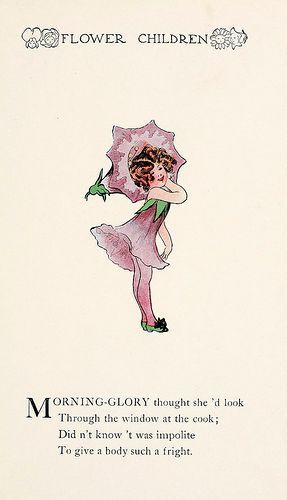 013-Flower children…1910- Elizabeth Gordon- Illustrated by M. T. Ross
