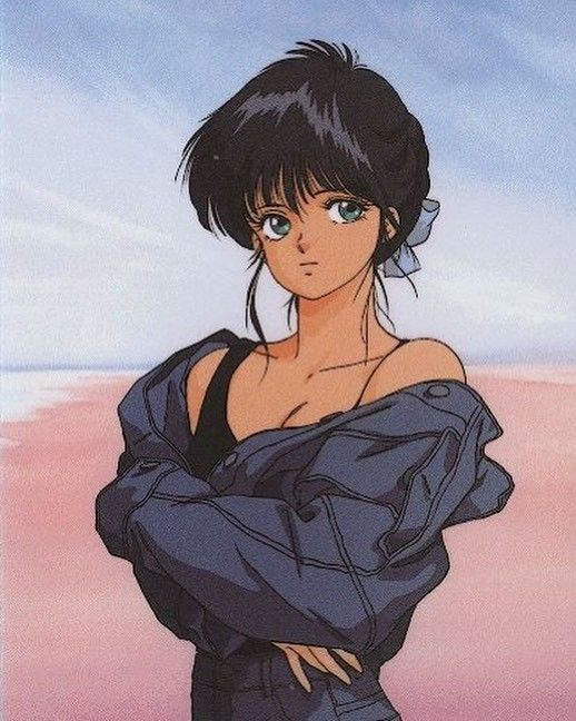 Pin By 𝙨𝙖𝙧𝙖𝙝 On Anime ゚ ゚ Aesthetic Anime 90s