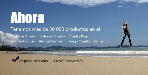 Trajes de Cosplay & Halloween & Anime Madrid España Tienda