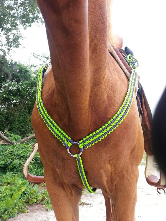 Custom braided horse tack more equitation pinterest for Paracord horse bridle