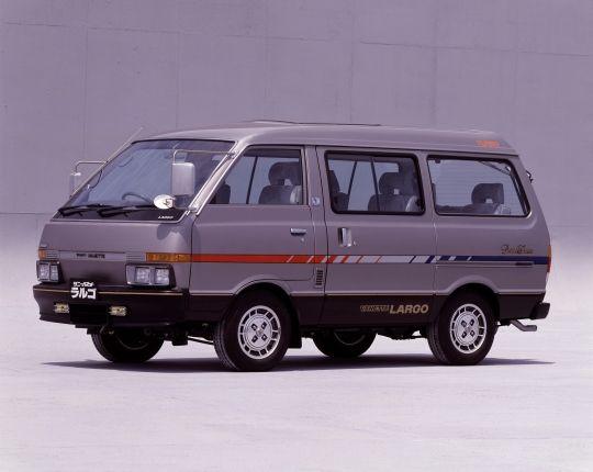 Nissan Sunny Vanette Largo Coach C120 1982 86 Nissan Motors Datsun Nissan