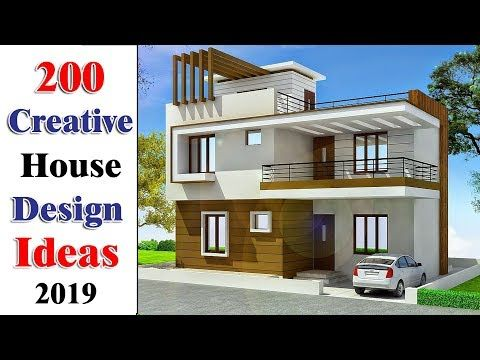 200 House Designs 2019 New House Designs 2019 Creative House Designs 2019 Youtube Modern House Plans Duplex House Design Duplex Design