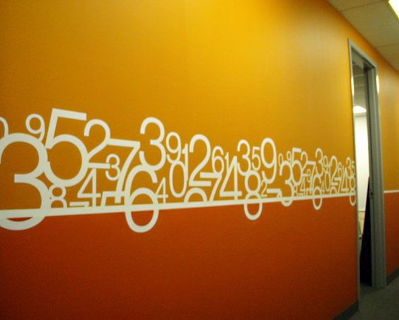 acm ad agency charlotte nc office wall. Acm Ad Agency Charlotte Nc Office Wall Wide Format Digital Print Can Create Curved Graphic Y