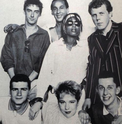 SevenSongsforSevenDays THIS IS POP , The Style Council