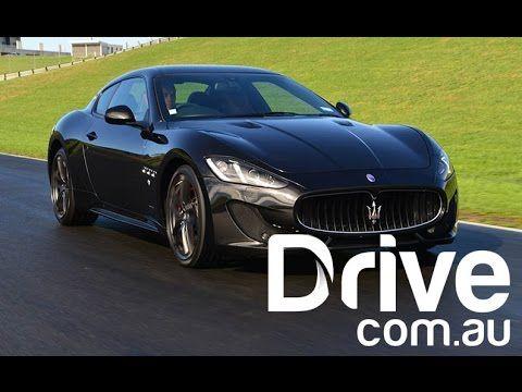 Maserati Granturismo Mc Sportline Review Drive Com Au Drivecomau Granturismo Maserati Review Sport Maserati Granturismo Maserati Maserati Granturismo S