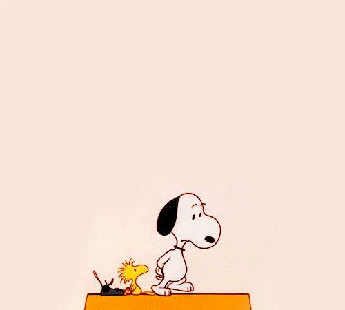 Animaciones de Snoopy gratis.