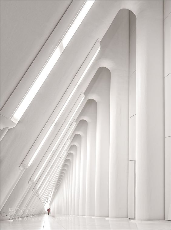 World Trade Center (PATH-Station)_2 by HerbertAFranke #Architecture #fadighanemmd