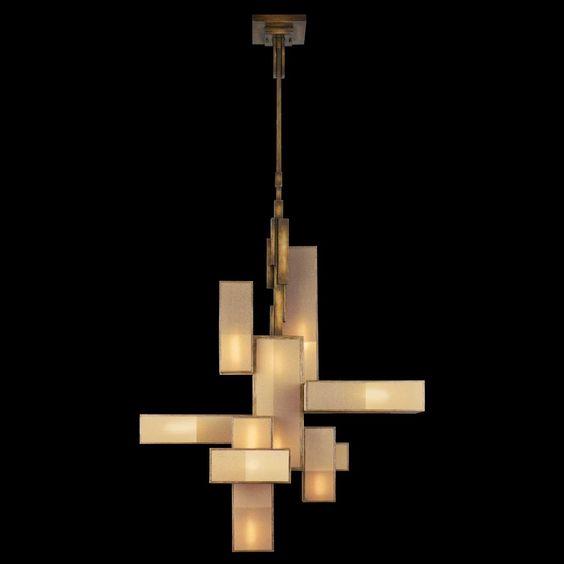 Perspectives 732040 Chandelier By Fine Art Handcrafted Lighting 732040 2gu Fine Art Lamps Pendant Lighting Restaurant Lighting
