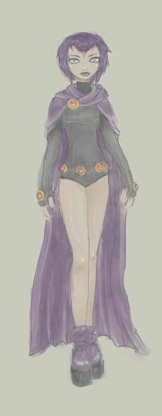 Raven by Buhnbug