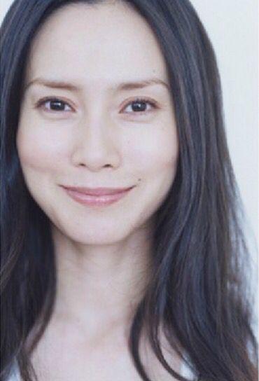 中谷美紀顔アップの美しい画像