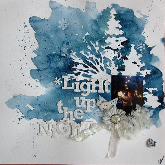 Light up the Night - Scrapbook.com: