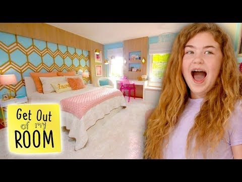 Fashionista Gets The Trendiest Bedroom Makeover Get Out Of My