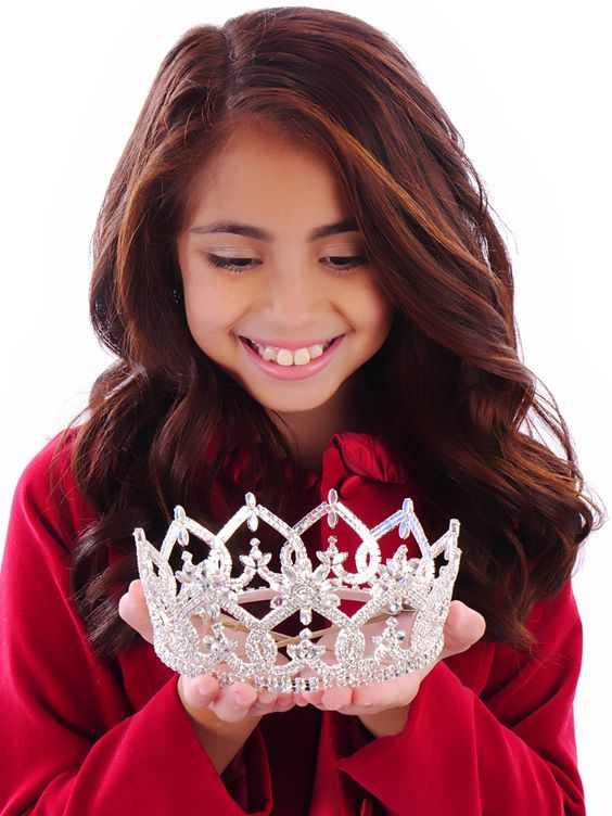 2016 USA National Miss New Jersey Pre-Teen - Isabella Galan