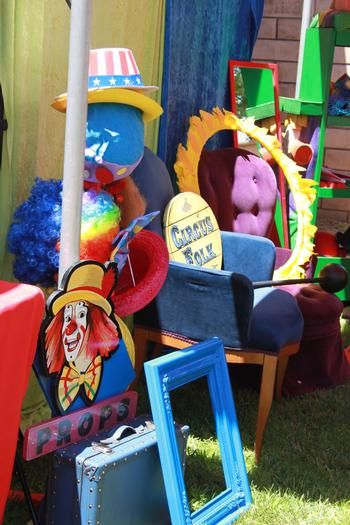 Hostess with the Mostess® - CIRCUS CARNIVAL EXTRAVAGANZA TYLER TURNS 3!!