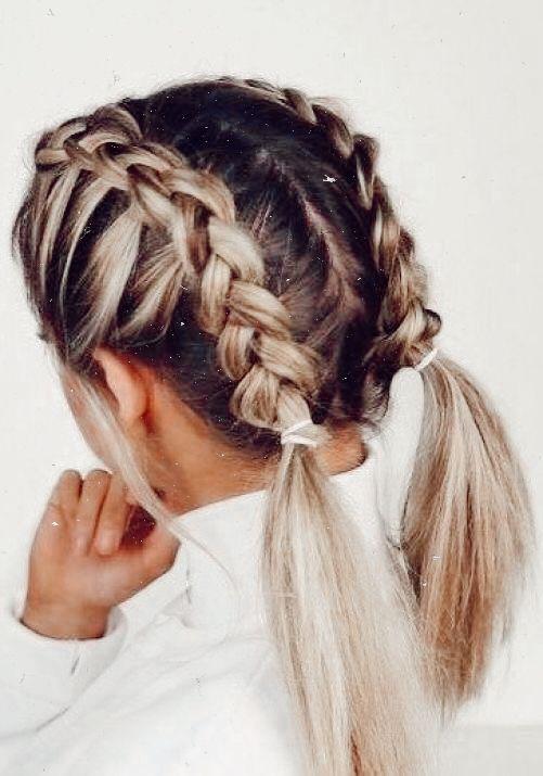 Pin De Agus Alonso En Hair Inspo Peinados Con Trenzas Peinados Peinados Lindos
