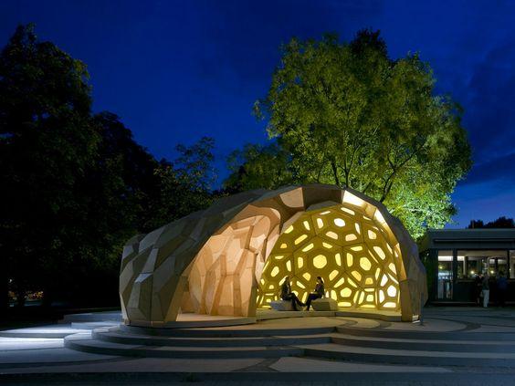 ITKE Research Pavilion 2011