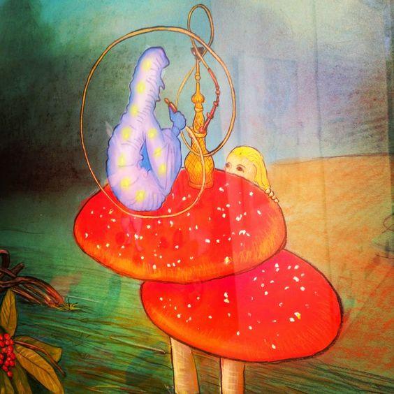 Amaravilhas De Antonio Peticov Alice In Wonderland Disney Alice