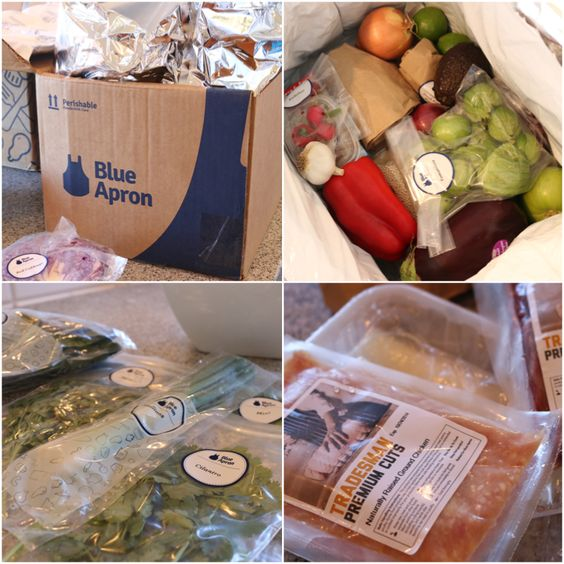 BLUE APRON: A BETTER WAY TO COOK! - Mimi G Style