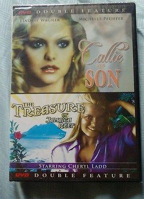 Callie and Son/ Treasure of Jamaica Reef (DVD, 2006, 2-Disc Set)