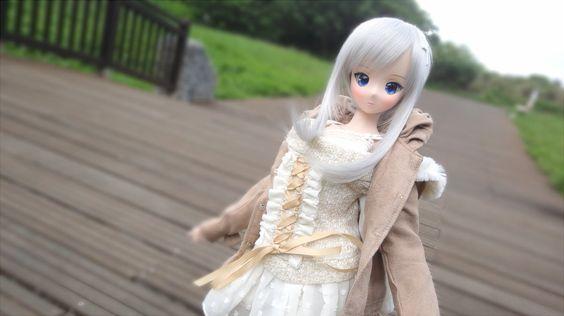 Smart Doll Chitose Shirasawa by Saistes