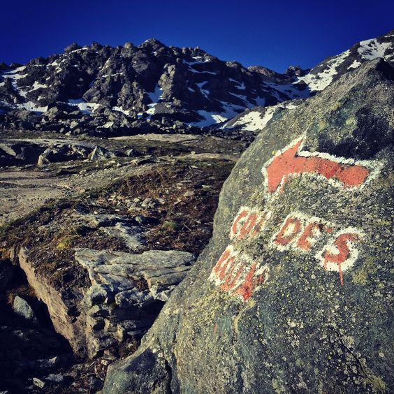 Hiking in Switzerland on our logndistance trekking Haute Route Chamonix Zermatt