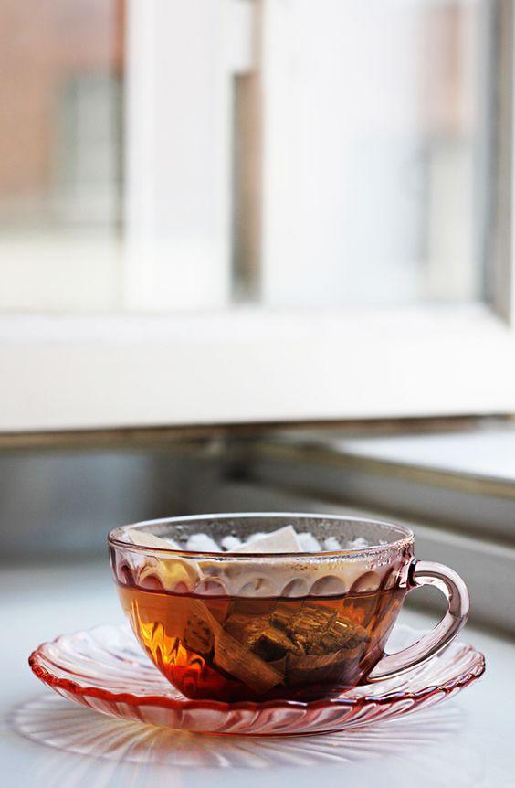 rag rug blog / tea time