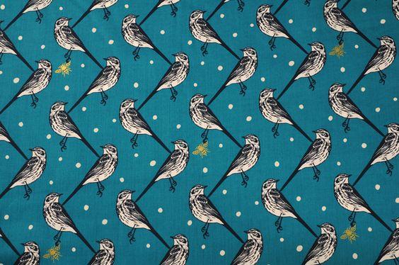 ❉KOKKA Echino❉atori birds