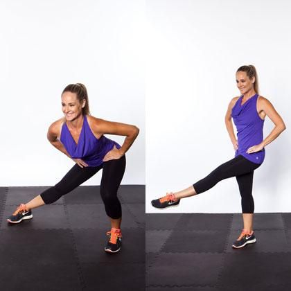 10 exercises for thinner thighs via Shape Mag
