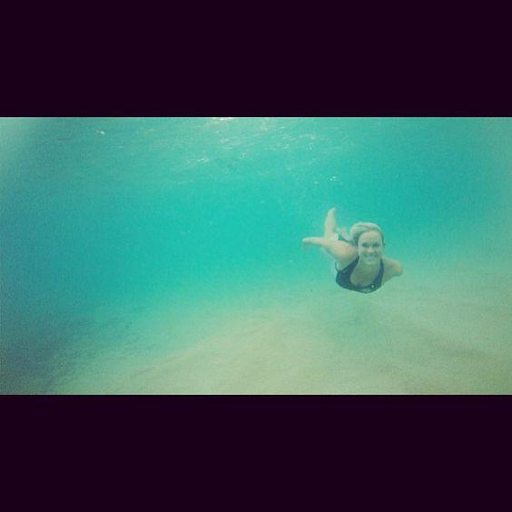 bethany hamilton swimmin' ;)