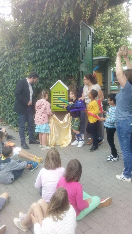 Boekennestkastje Dendermonde
