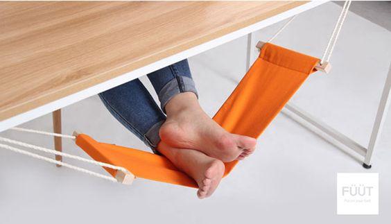 Hängematte für Füße