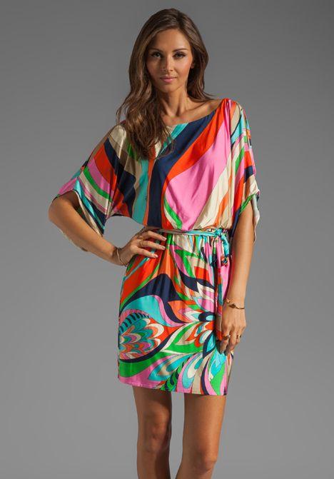 jersey dress | Trina Turk