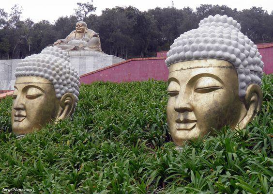 Buda Éden Jardim da Paz - Carvalhal , Bombarral