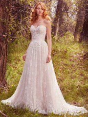Rylie Wedding Dress | Maggie Sottero