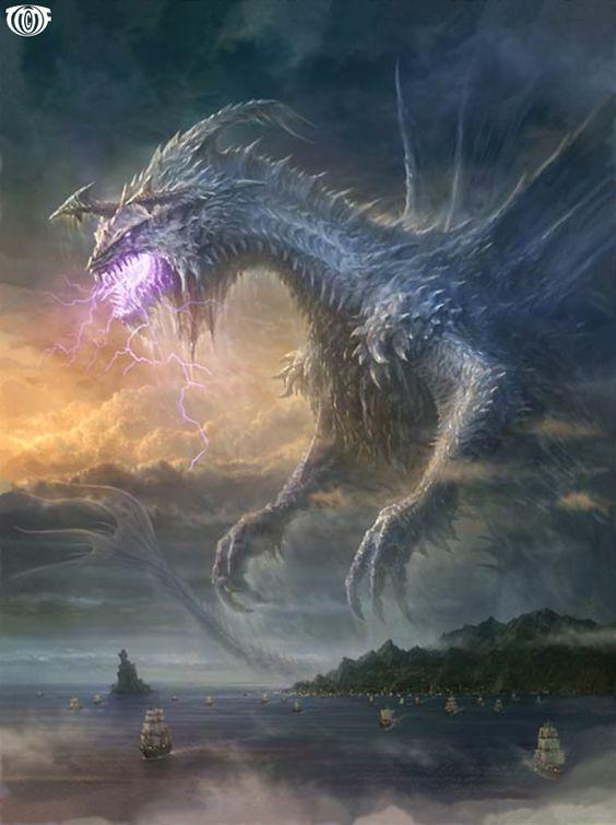 Ocean Dragon Emperor