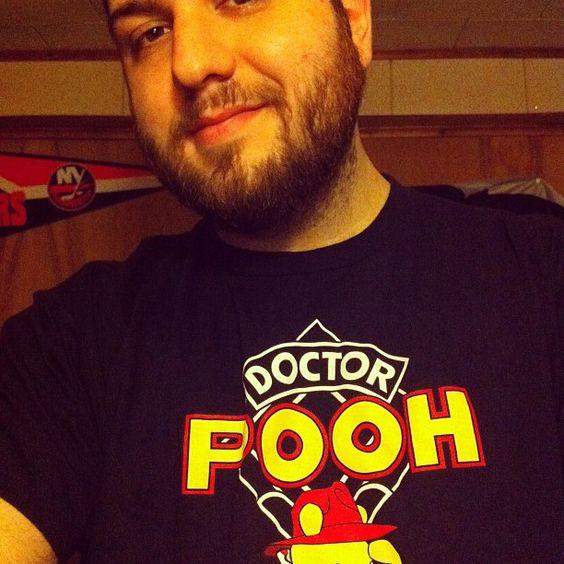 """""""Doctor Pooh"""" - riptapparel.com"""