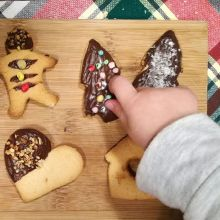 me creativeinside preparare dolci frolla da fare con i bambini natale ricetta come fare