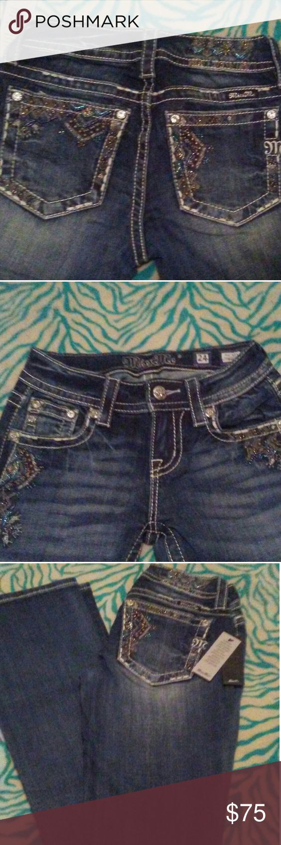 Miss me jeans Brand new miss me jeans!!! Miss Me Jeans Boot Cut